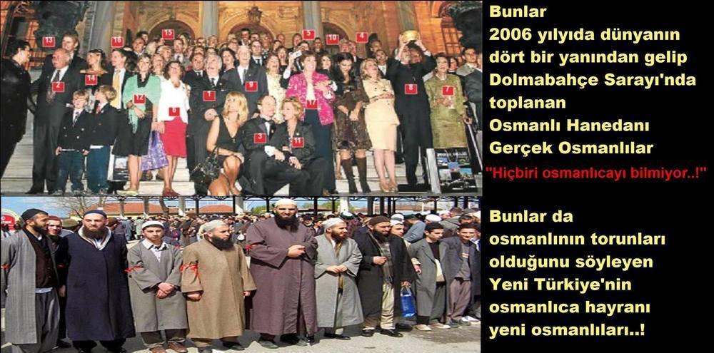 hayaller osmanlı gerçekler yobazlı