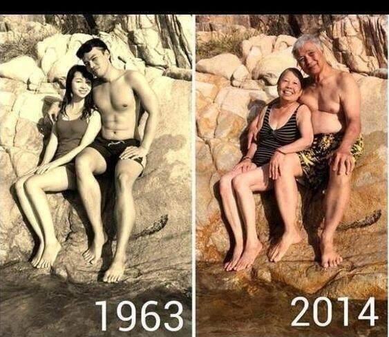 51 yıl öncesi ve sonrası...