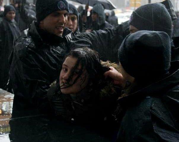 kadınlar günü 4 gün önceden ankara'da kutlanmaya başlandı