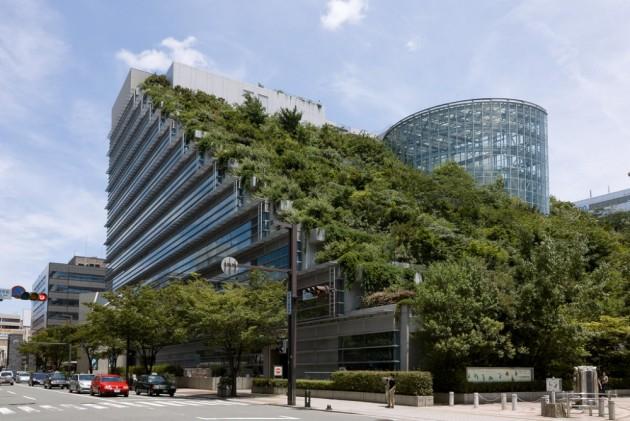 fukuoka valiliği uluslararası binas