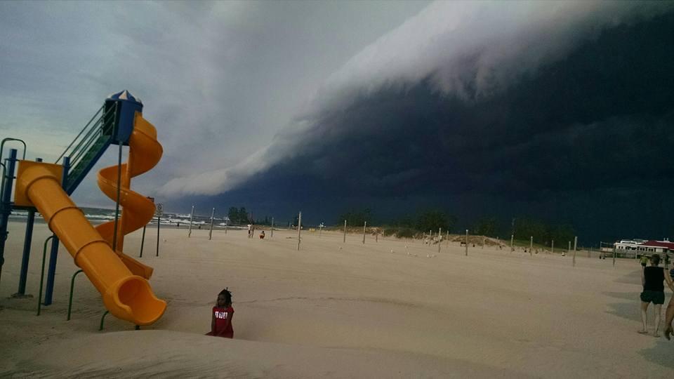 michigan tsunami bulutlarından