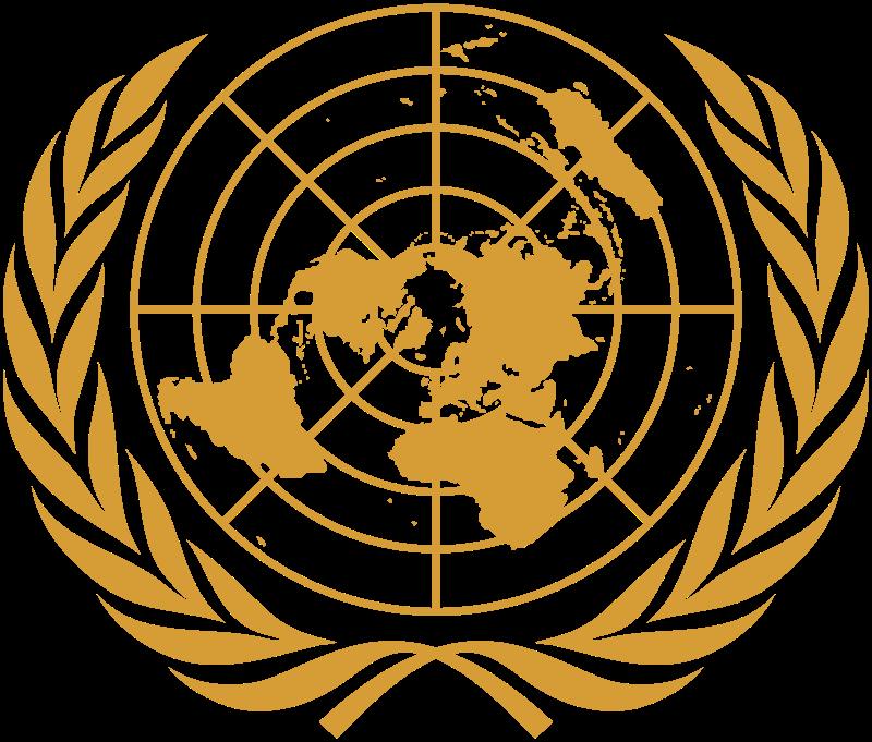 gercek dunya haritasi (birlesmis milletler)