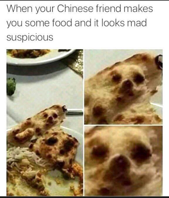 çinli arkadaşın yemek yapması