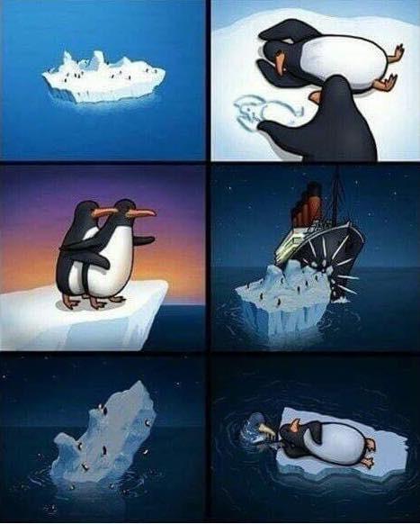 titanic kesilen sahneler