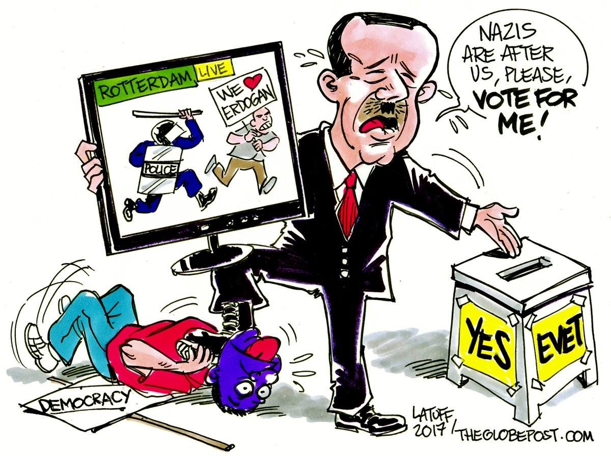 12 mart 2017 carlos latuff'tan erdoğan karikatürü