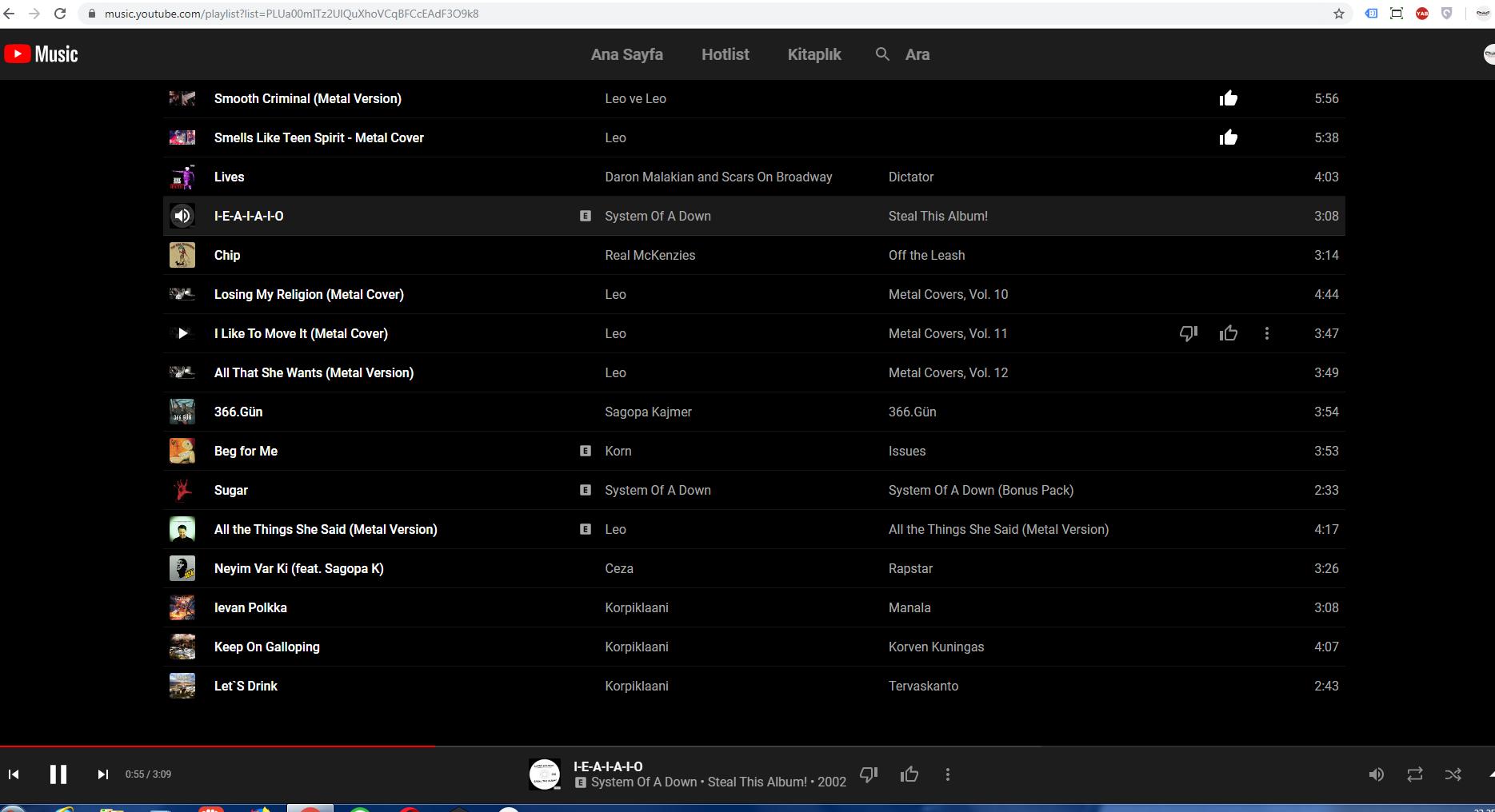 yt music listem.