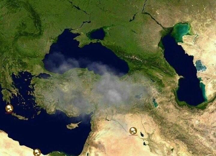 türkiye: bir gün gündemi takip etmesek ertesi gün ashab-ı kehf gibi her şeyden habersiz uyandığımız ülke