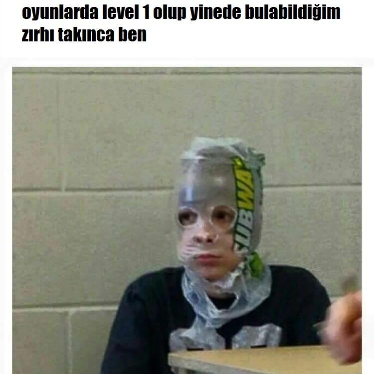 level 1 olmak