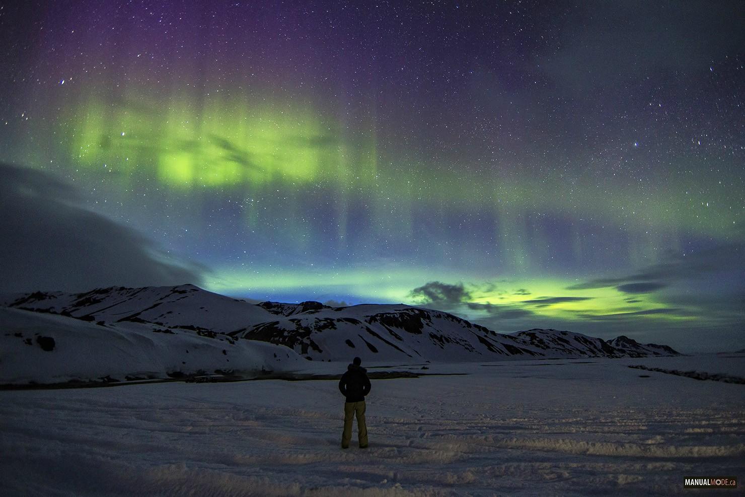 kuzey kutbu ışıkları