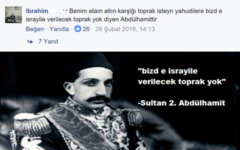 sultan 2.abdülhamit'in unutulmayan sözü :)