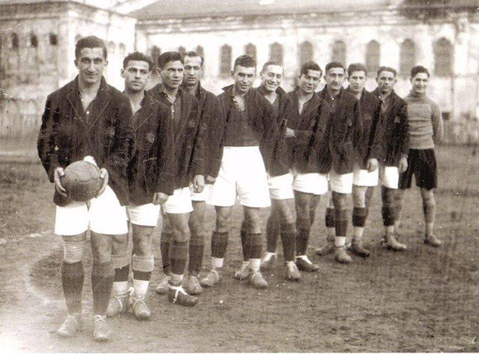 1930-1931 galatasaray futbol takımı