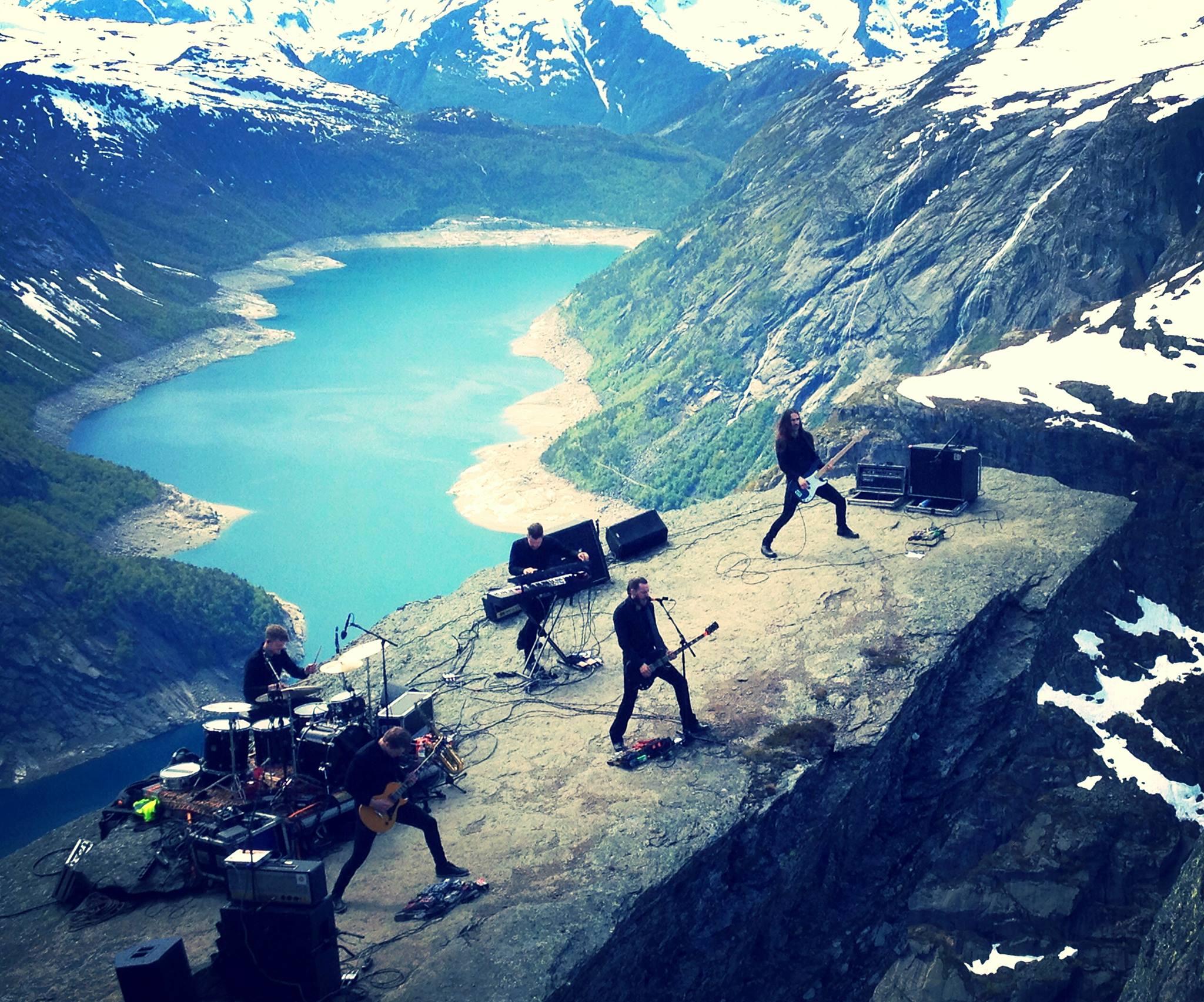 norveçte metal müzik