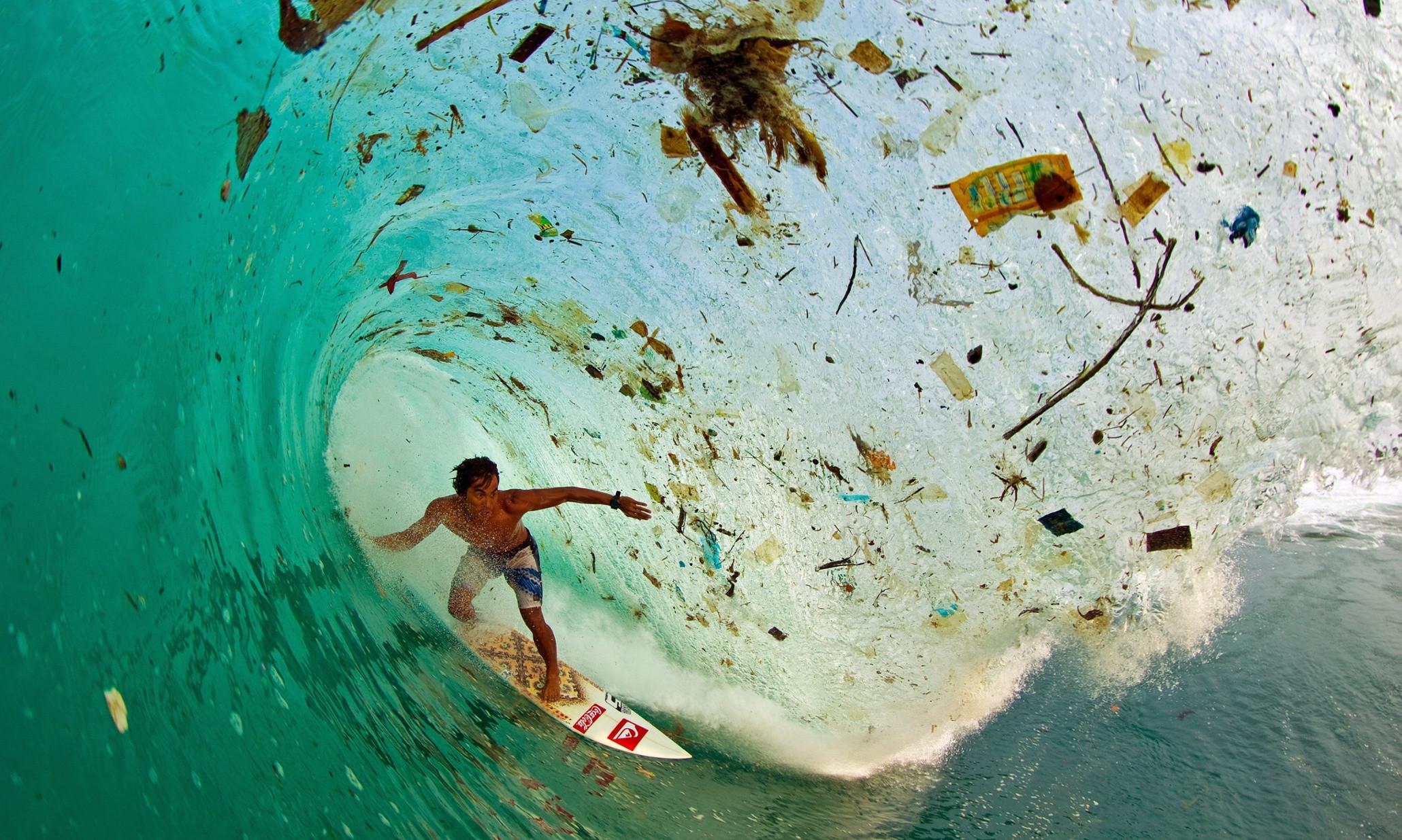 endonezya da sörf yapmak
