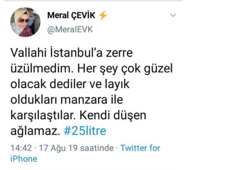 istanbul'daki sel felaketinden sonra (ahlaksızlıta son nokta)