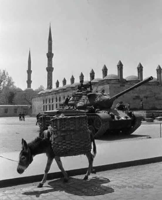 27 mayıs 1960, istanbul.