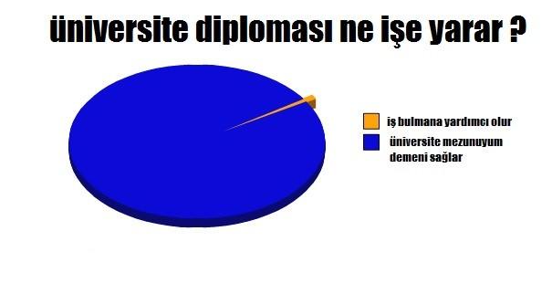 üniversite diploması ne işe yarar