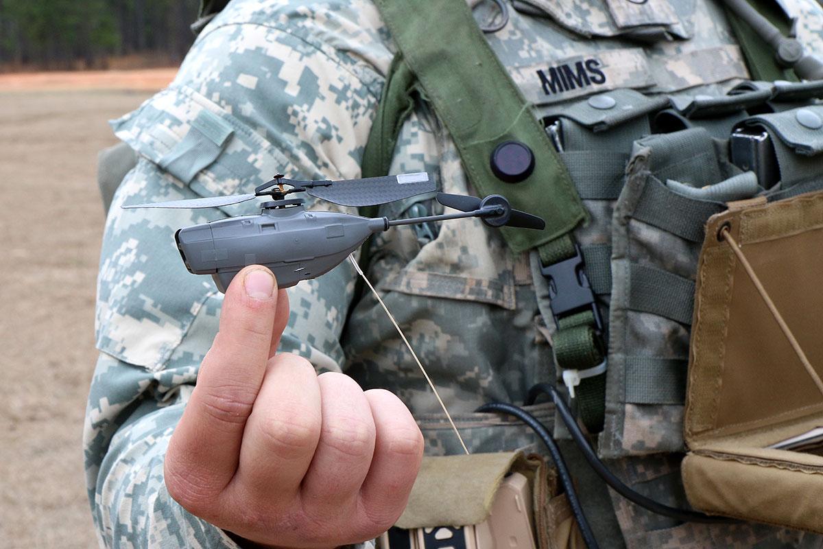 40.000 $ lık en küçük drone
