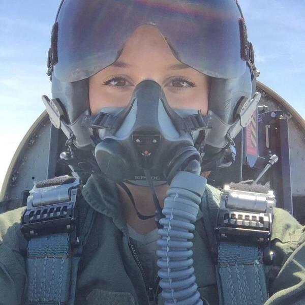 bu yılın en güzel pilot selfie si