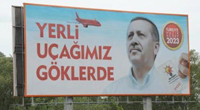 ak parti 2011 yılı seçim afişi