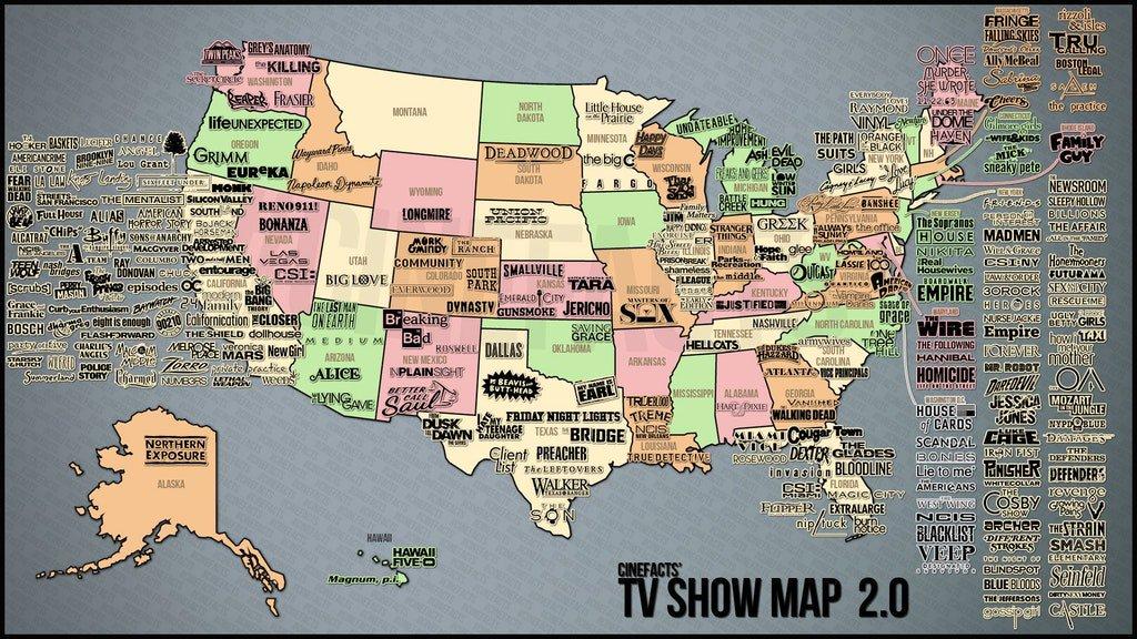 hangi dizi hangi eyalette çekiliyor?