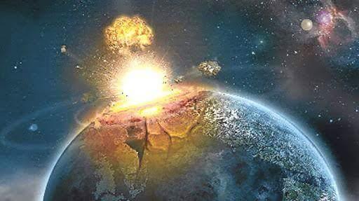 """nasa'ya göre 25 şubat'ta (yani bugün) dünyaya meteor çarpacak ya da """"sa"""" deyip geçecek. 👋"""