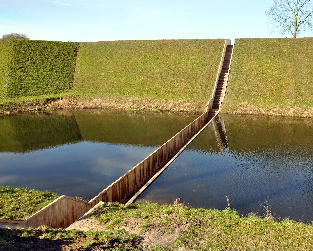 hollanda da ki musa köprüsü