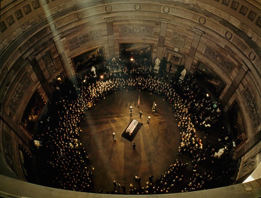 john f kennedy'nin cenaze töreni (1963)
