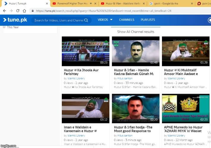 tune.pk-pakistan video izleme sitesi trolü