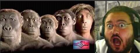 adım adım insan evrimi