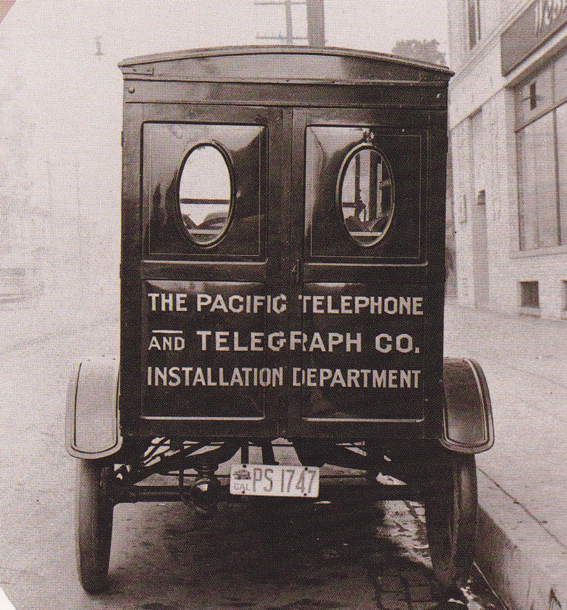 telefon kurma şirketi - 1920