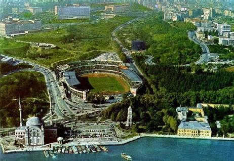inönü stadyumu, 1970
