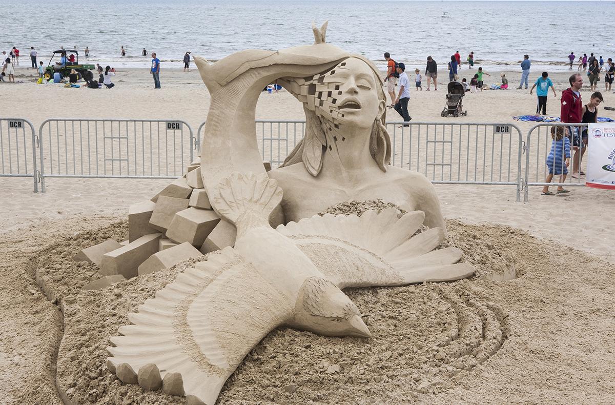 2015 yılı kum heykelleri yarışmasıbirincisi