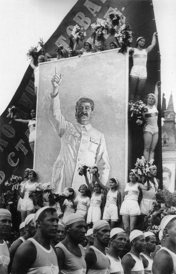 rus sporcuların unutulmaz fotoğrafı