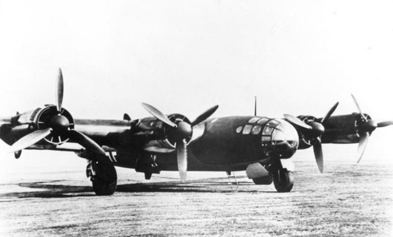 alman me-264 bombardıman uçakları new york şehrini bombalama kapasitesine sahipti fakat bu iş o kadar çabaya değer değildi.