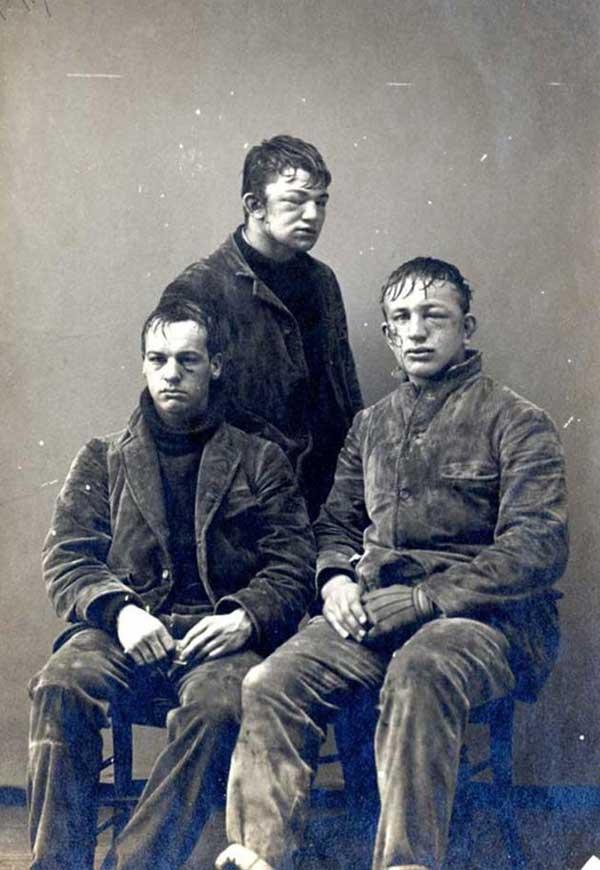 princeton üniversitesi öğrencileri kar topu savaşı sonrası halleri
