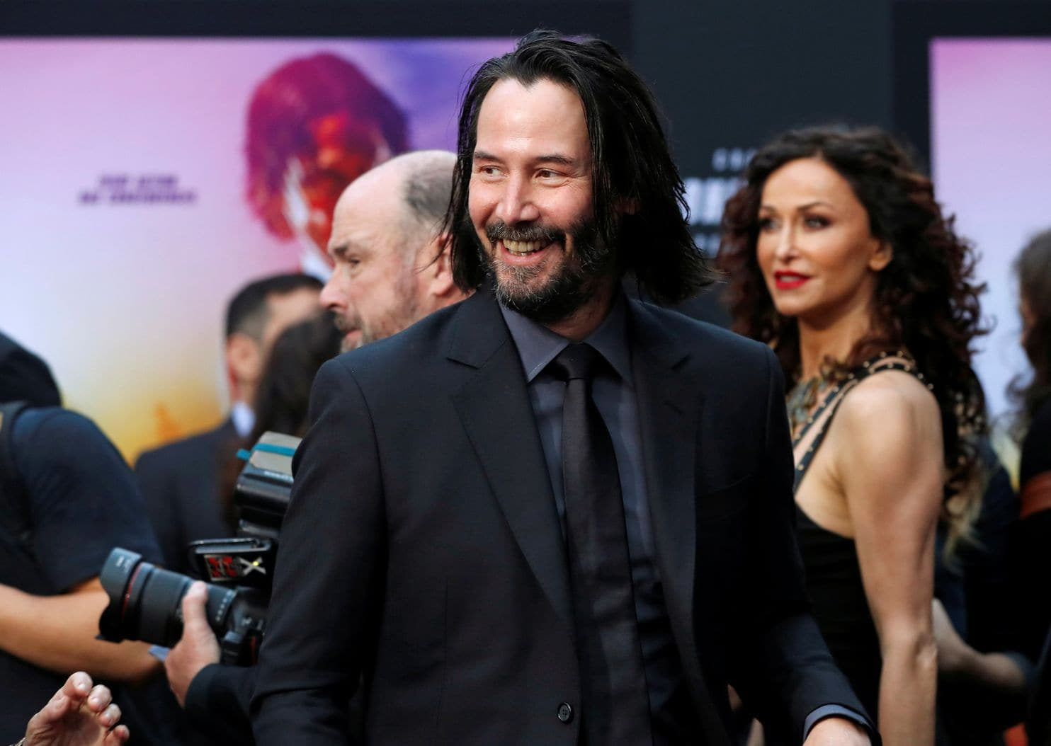 you look perfect tonight keanu reeves